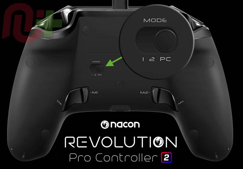 nacon revolution v2 working 100%