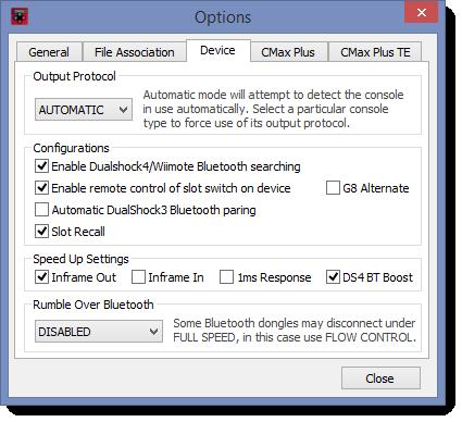 Input lag with Dualshock 4 via bluetooth