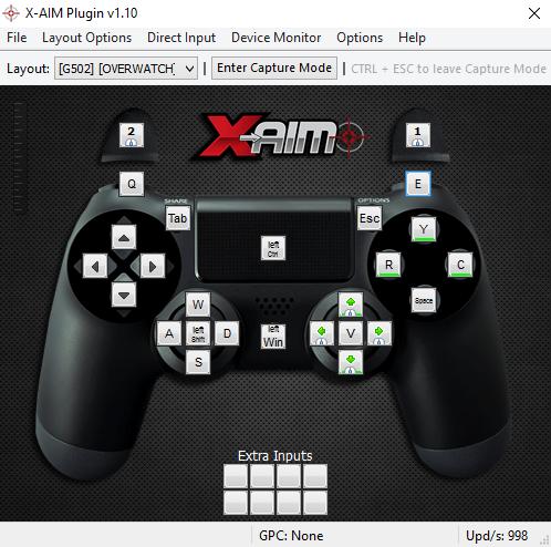 PS4 Logitech G502 - Overwatch - PLAYSTATION 4