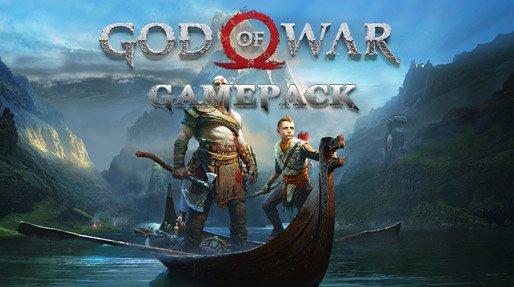 God of War (2018) GamePack Released