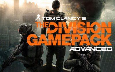 The Division – Advanced GamePack v1.4 Update