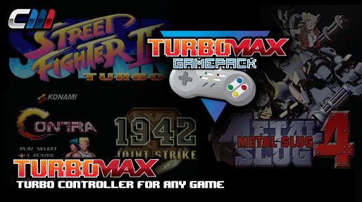 Turbo MAX Advanced GamePack
