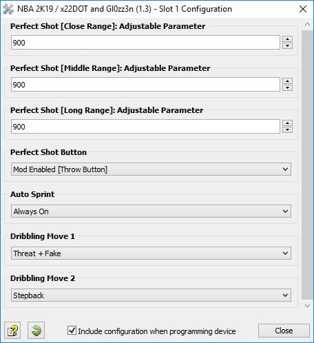 NBA 2K19 Advanced Perfect Shot GamePack Released - CronusMAX