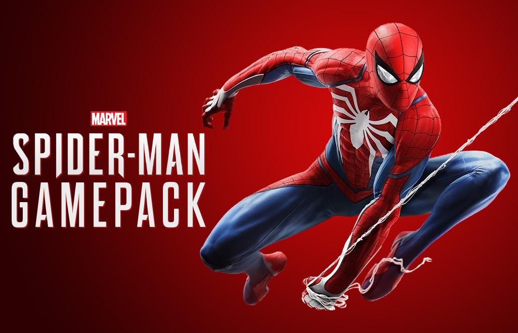 Marvel's Spider-Man GamePack Released
