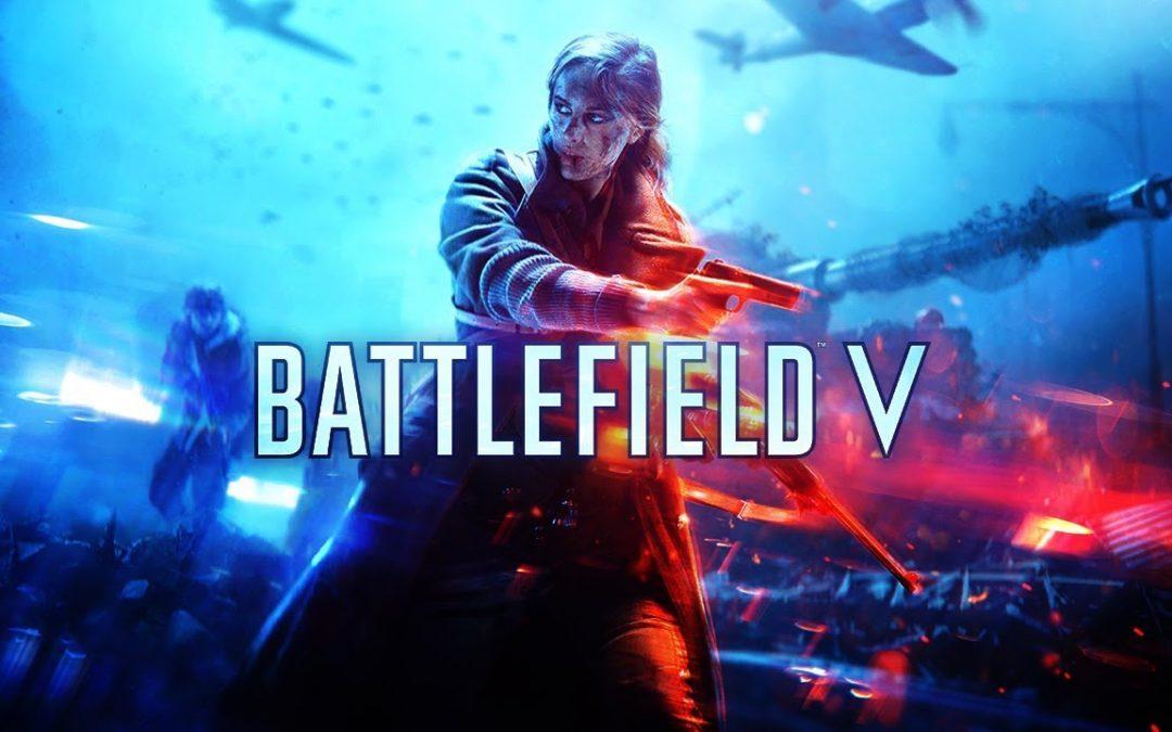 Battlefield V GamePack v1.2 Update