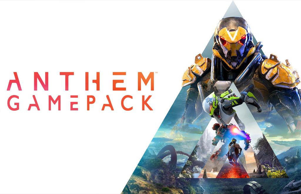 Anthem GamePack Released