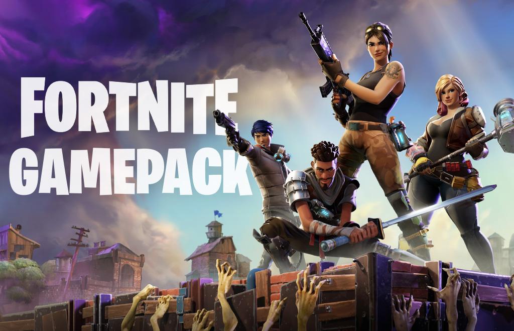 Fortnite Speed Toggles GamePack